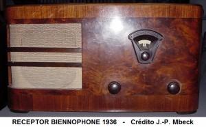 1936 Receptor Biennophone