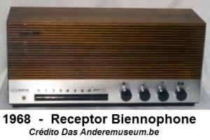 1968 Receptor Biennophone