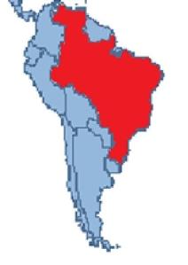Brasil e Venezuela 1