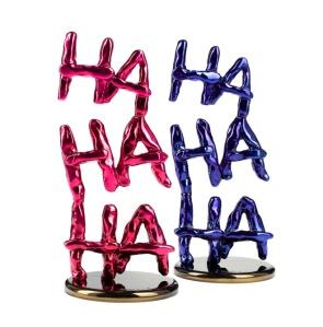 Ha, ha, ha! Crédito: Philippe Berry