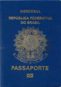 Passaporte BR