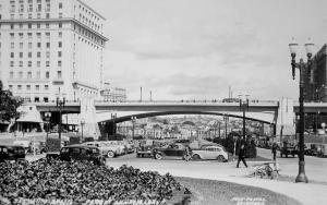 1945 - Novo Viaduto do Chá