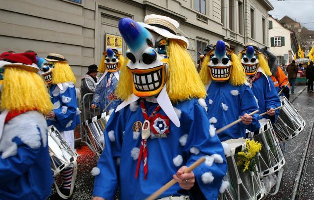 Carnaval Basel