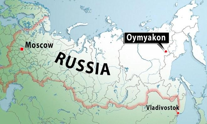 Oymiakón 3