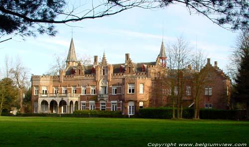 Castelo de Baesfeld, Bélgica Crédito: belgiumview.com