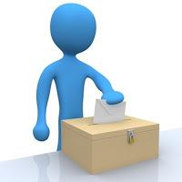 Voto com cédula