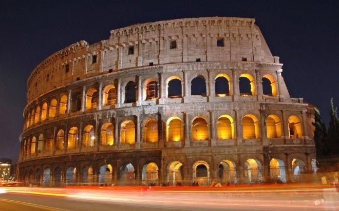 Coliseu ― Circo romano
