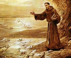 Santo Antônio ― Sermão aos peixes