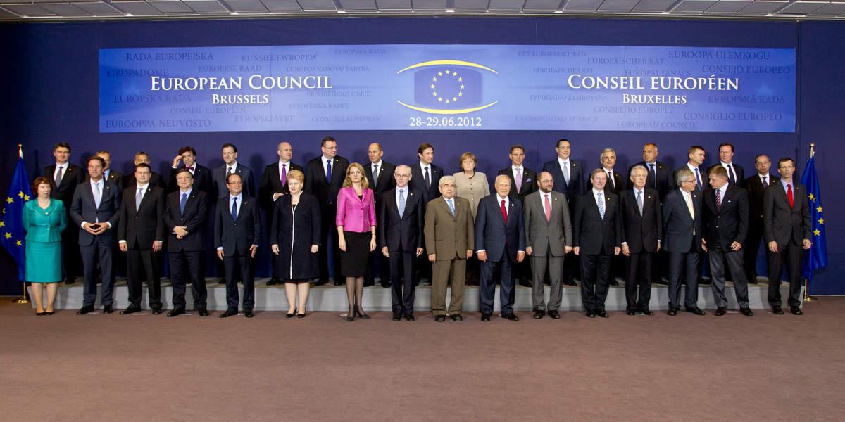 Cúpula da União Europeia Junho 2012