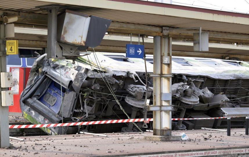 Desastre de trem Brétigny-sur-Orge, França