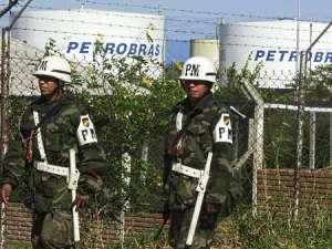 Petrobrás invadida Bolívia