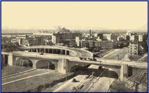 Autostrada italiana 1935