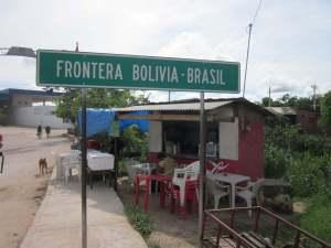 Brasil-Bolívia fronteira