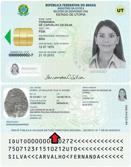 Registro de Identidade Civil