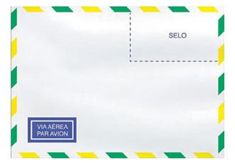 Envelope... sem sobrescrito
