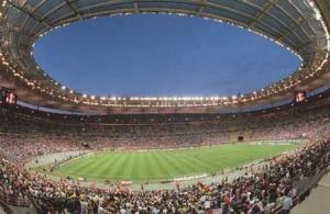 Estádio «padrão Fifa»
