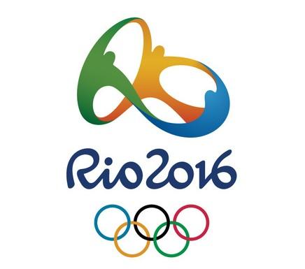Logo oficial ― JO Rio 2016