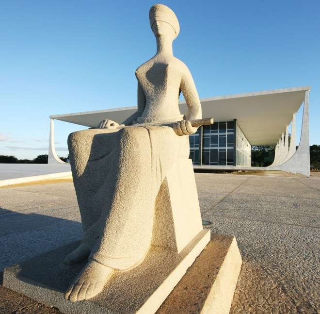 Supremo Tribunal Federal, Brasília
