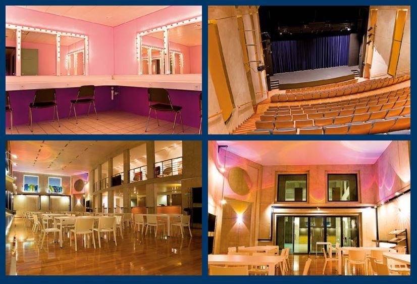 Teatro de Gland by E. Baghtchadjan