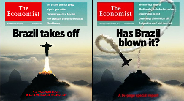 The Economist conceituada revista britânica