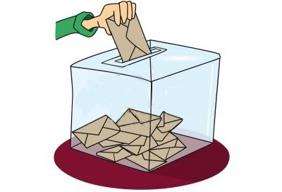 ... e a eleição