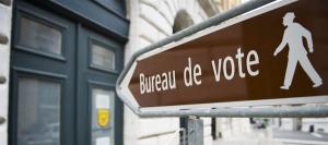 Local de votação, Suíça