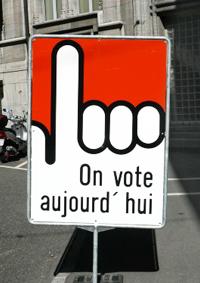 Lembrete aos eleitores: Vota-se hoje