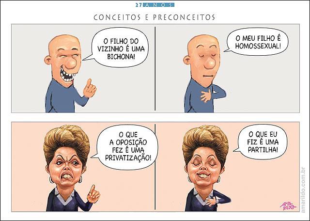 Linguajar politicamente correto segundo Amarildo Lima, desenhista capixaba