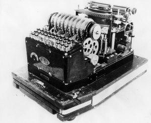 Enigma ― máquina de criptografar