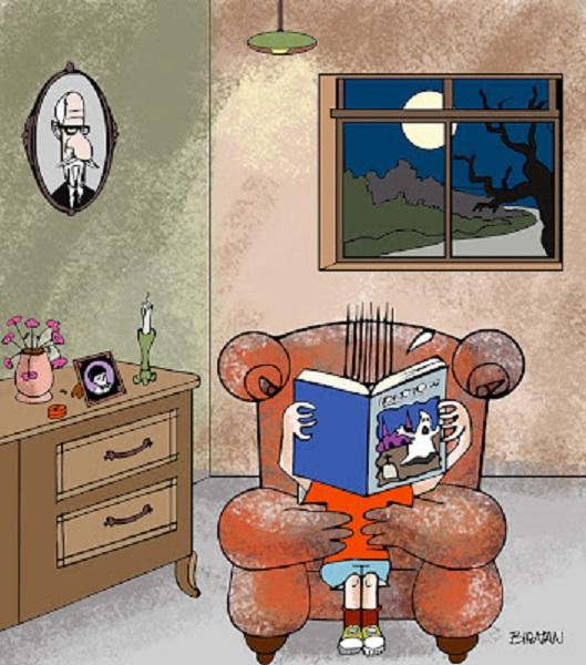 Histórias para ler antes de dormir by Ubiratan N. Borges Porto, desenhista paraense