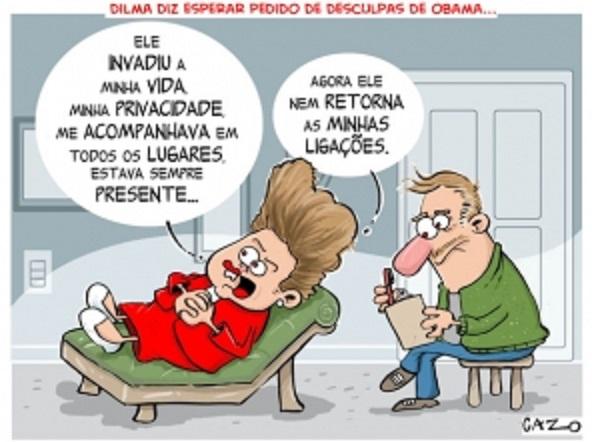 by Luís Fernando Cazo, desenhista paulista