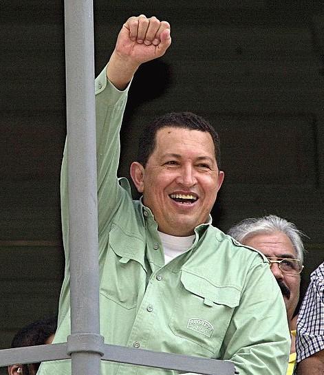 Hugo Chávez: braço direito