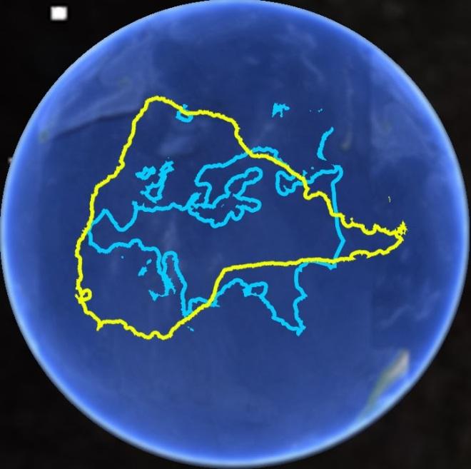 Europa versus América do Sul by Massimo Pietrobon