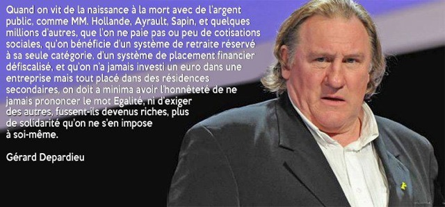 Gérard Depardieu 3