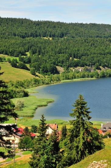 Lago Brenet, Jura suíço