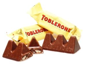 Toblerone de verdade