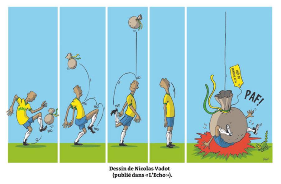 by Nicolas Vadot, desenhista franco-britânico