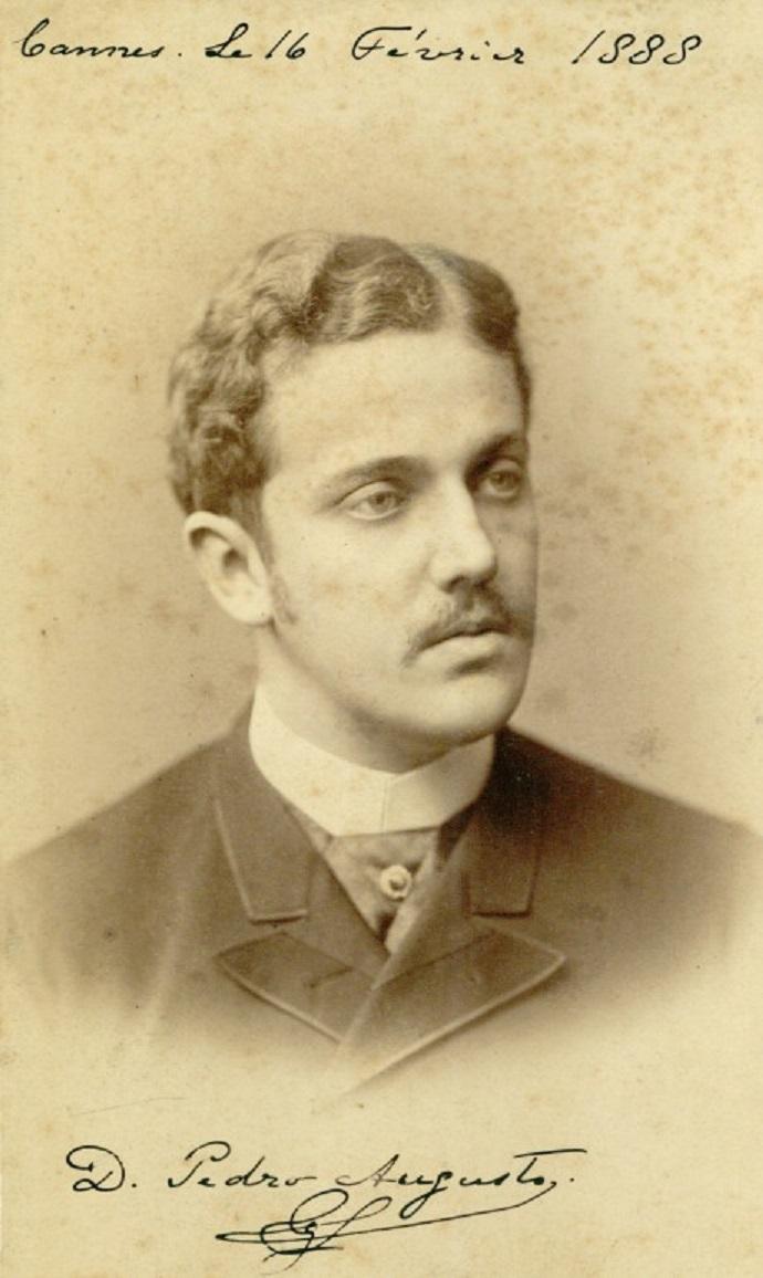 Dom Pedro Augusto von Sachsen-Coburg Gotha e Bragança