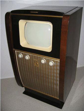 Televisão ― o começo