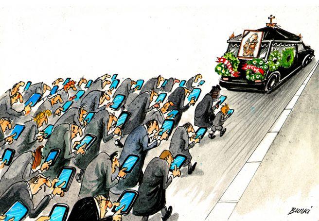 by Raymond Burki, desenhista suíço