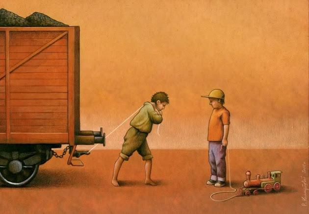 By Pawel Kuczynski, desenhisa polonês