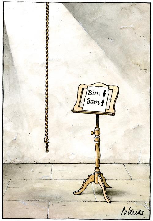 by Pol Leurs, desenhista luxemburguês