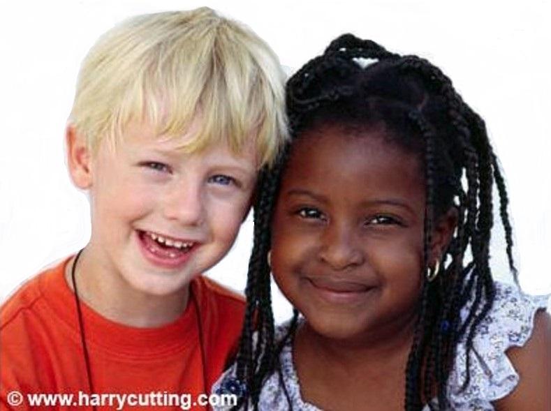 Stop racismo! Crédito: harrycutting.com