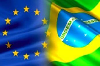 Bandeira Brasil UE