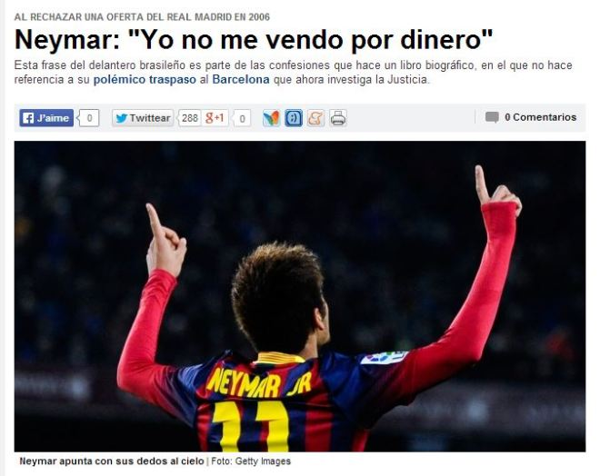 Para ler a reportagem de Antena 3, clique sobre a foto
