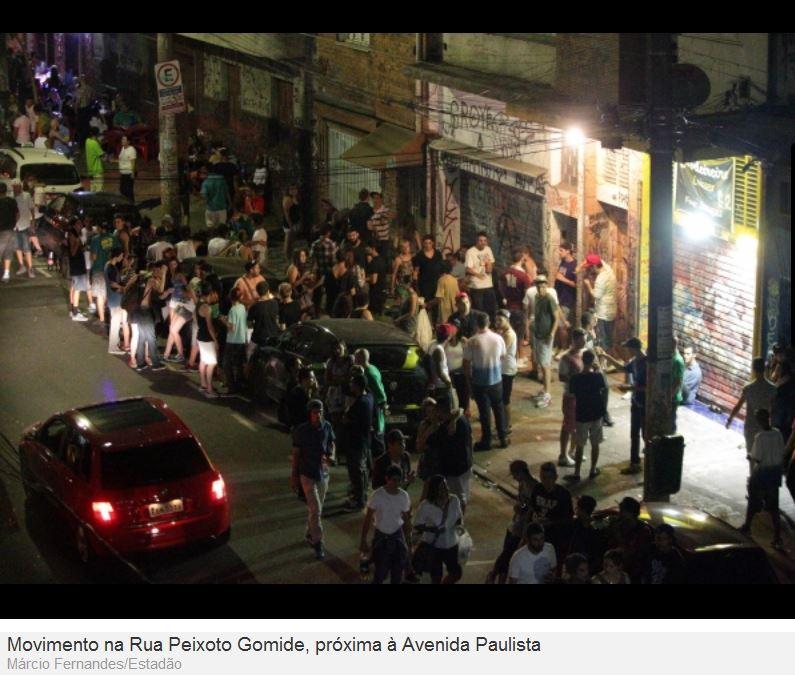 Rapidinha na rua - 1 10