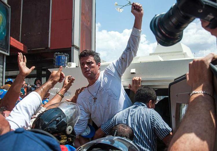 Leopoldo López, o oprimido