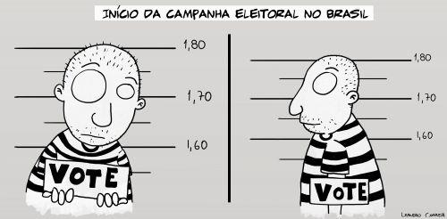 by Leandro Correia, desenhista paranaense