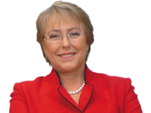Michelle Bachelet presidente eleita do Chile