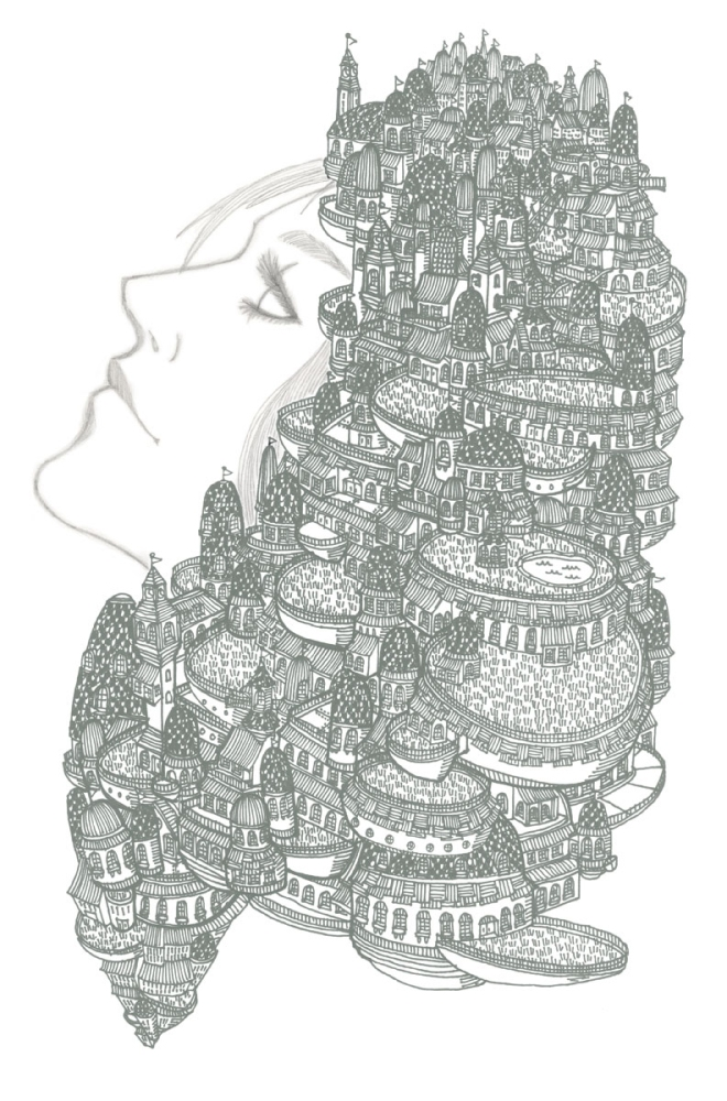 by Kristopher Ho, desenhista hongkonguês